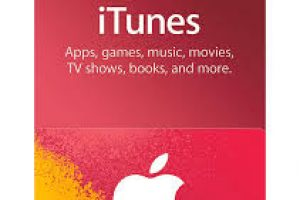Itunes Gift Card US 10$