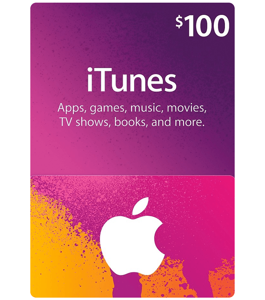 Itunes Gift Card US 100$