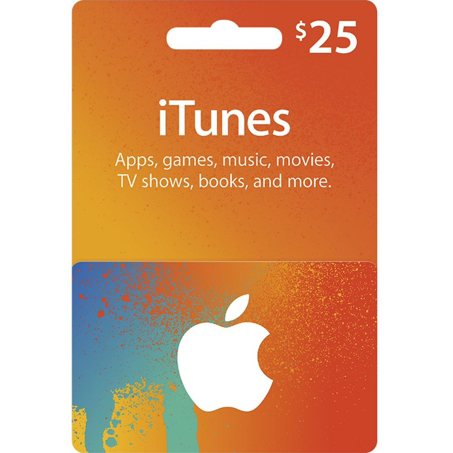 Itunes Gift Card US 25$