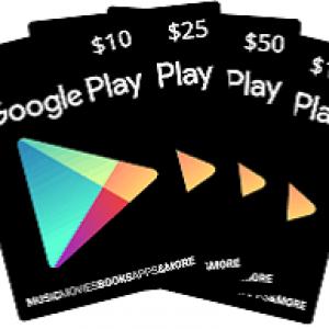 Google Play là gì? Nạp game online bằng thẻ Google Play Giftcard như thế nào?