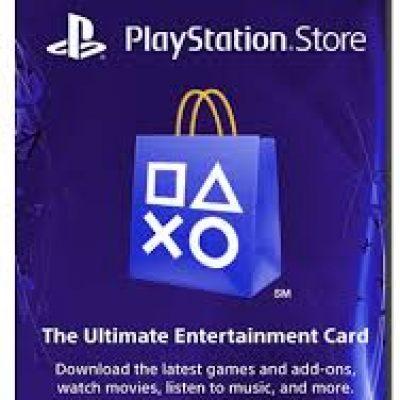 PSN Card US 200$