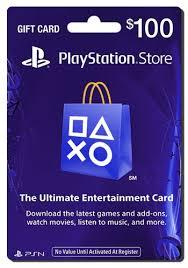 PSN Card US 100$