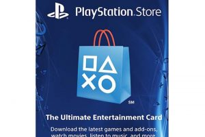 PSN Card US 50$