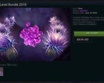 Hướng dẫn mua 3 -> N bundle sale của Dota 2