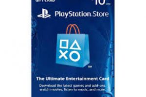 PSN Card US 10$