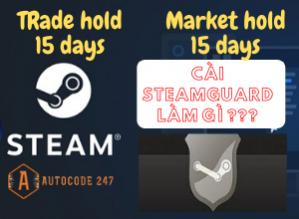 Steam guard là gì? Tìm hiểu về steam guard mobile