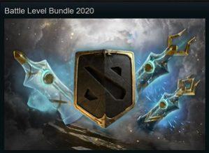 "Hướng dẫn mua 2 gói bundle sale "" Battle Level Bundle 2020 "" trong Dota 2"
